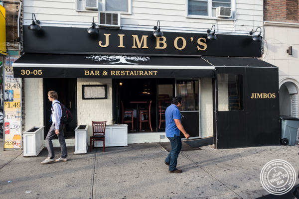 Jimbo's, Greek Restaurant and Bar in Astoria, Queens