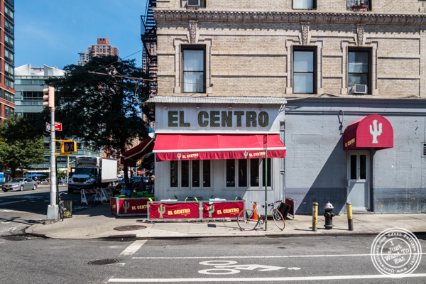 El Centro in Hell's Kitchen, NYC