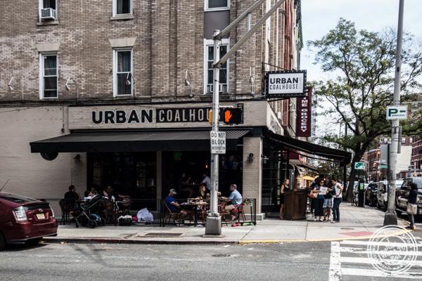 Urban Coalhouse Pizza and Bar in Hoboken, NJ