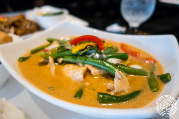 Penang curry at Room Service in Hell's Kitchen, NYC