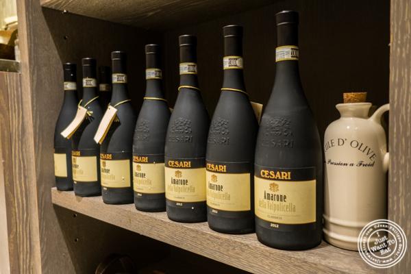 Cesari Amarone Classico bottles