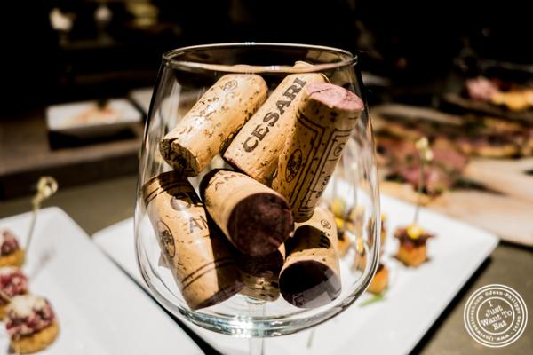 Cesari Amarone corks