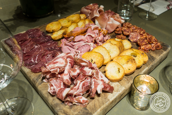 Salumi at Todd English Food Hall at the Plaza Hotel, NYC, New York
