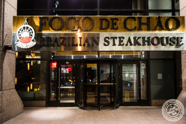 Fogo de Chao in NYC, New York