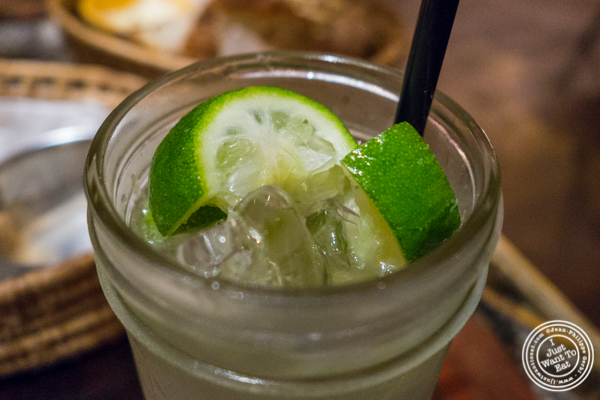Caipirinha at Beija Flor, Long Island City