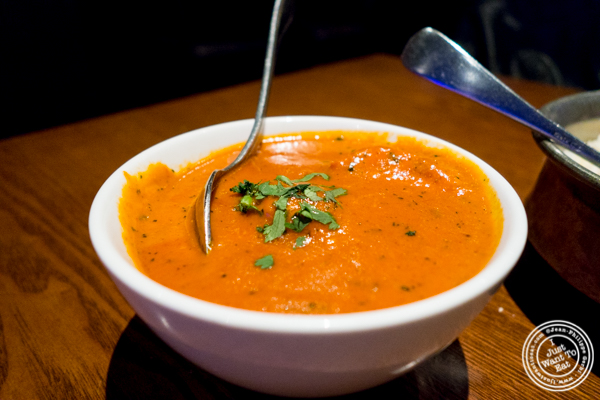 Butter chicken at Lala Sahab in NYC, New York