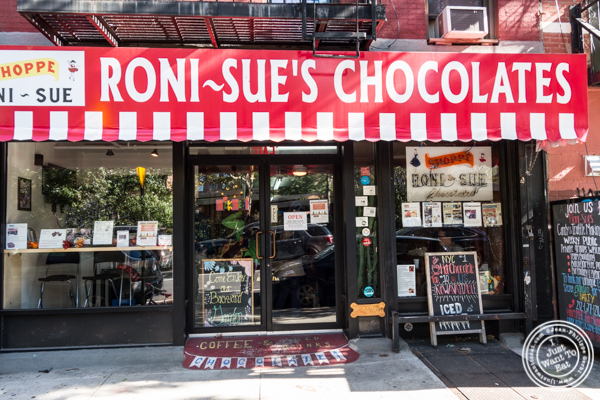 Roni-Sue's Chocolates in the Lower East Side, NYC