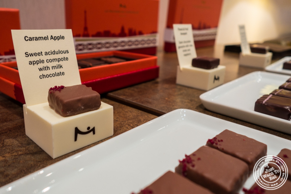 Caramel Apple chocolate at La Maison du Chocolat, Upper East Side, NYC, New York