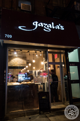 Gazala's in Hell's Kitchen, NYC