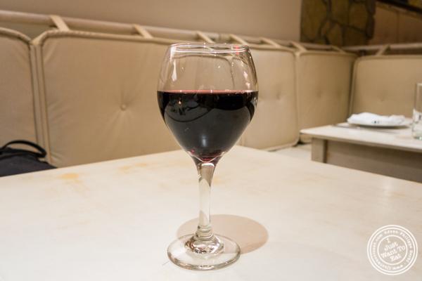 Kyklos Agiorgitiko 2014 wine from Greece at Korali Estiatorio on the Upper East Side, NYC, NY