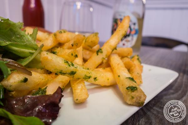 Fries at Sagaponack in NYC, New York