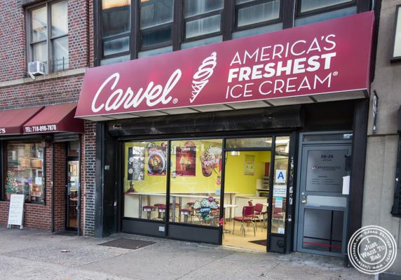 Carvel in Woodside, Queens