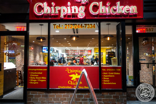 Chirping Chicken in Hell's Kitchen
