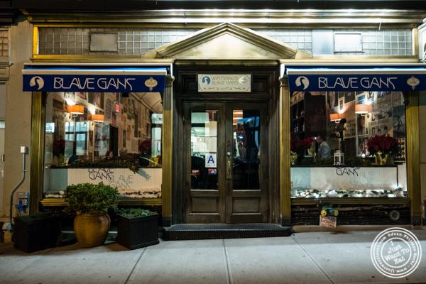 Blaue Gans in TriBeCa, NYC