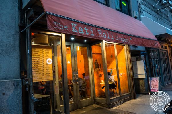 The Kati Roll Company in NYC, NY
