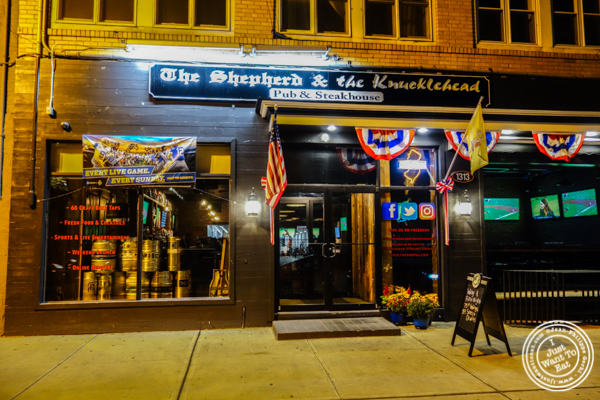 The Shepherd and The Knucklehead in Hoboken, NJ
