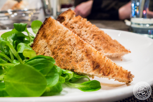 Toast at Gaby, NYC, NY