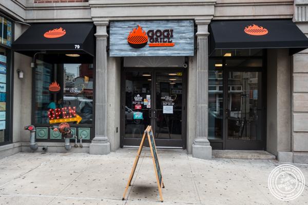 Gogi Grill, Korean restaurant in Hoboken, NJ