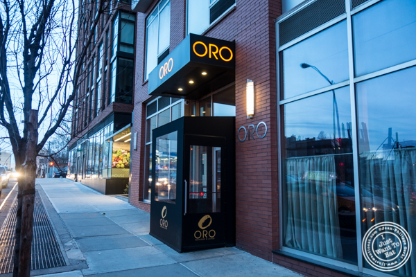 ORO, Italian restaurant in Long Island City