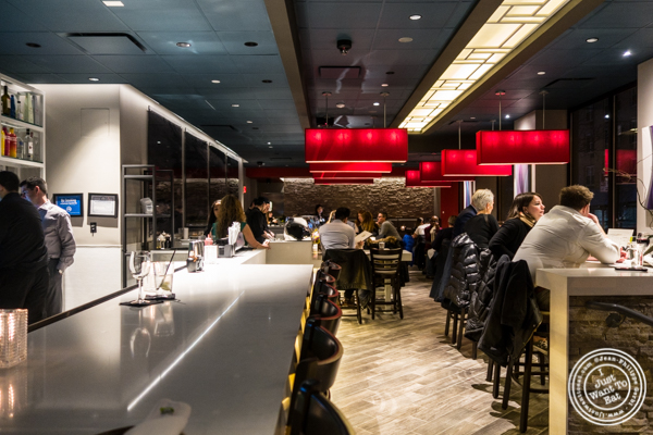 dining room at haru in hells kitchen nyc - Hells Kitchen Restaurant