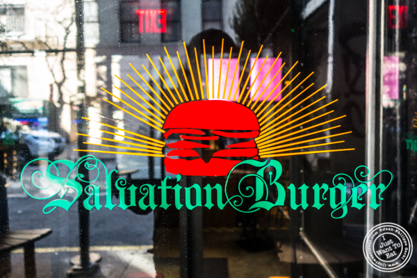 Salvation Burger in NYC, NY