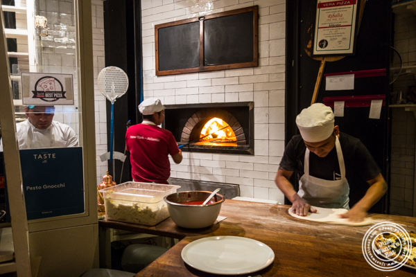 Kitchen at Ribalta in NYC, NY