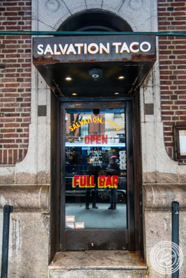 Salvation Taco in NYC, NY