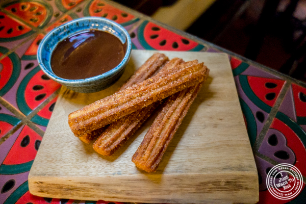 Churros at Salvation Taco in NYC, NY