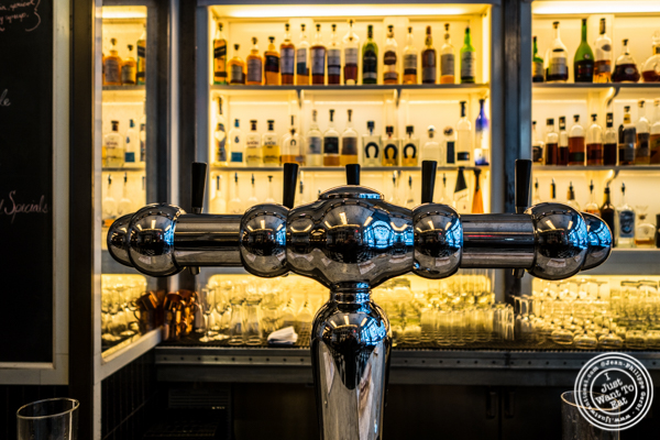 Bar at Kingside in NYC, NY