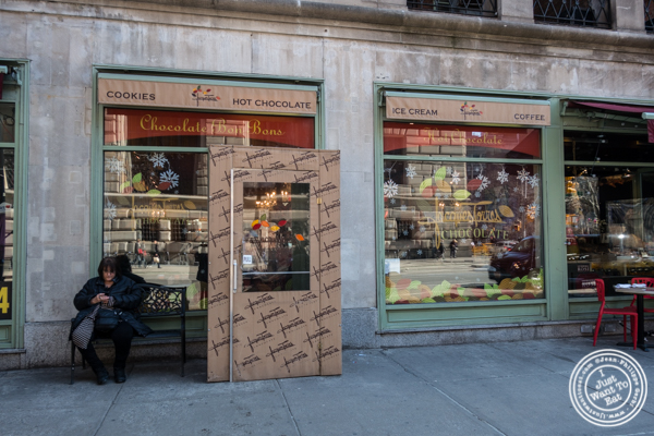 Jacques Torres on the Upper West Side, NYC, NY