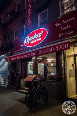 Chawlas2 in Gramercy, NYC, NY