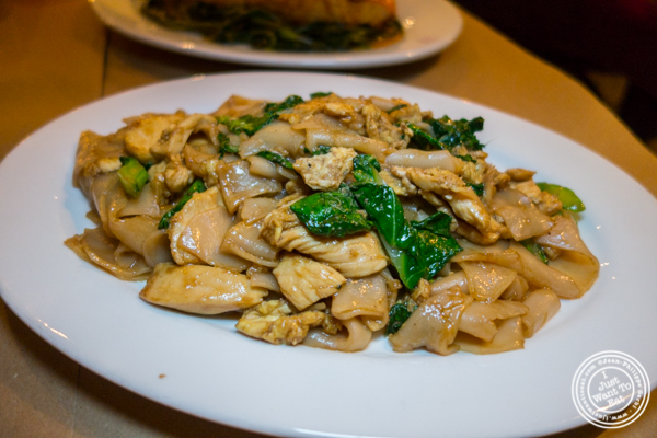Pad See Yew at Kelley and Ping in Greenwich Village