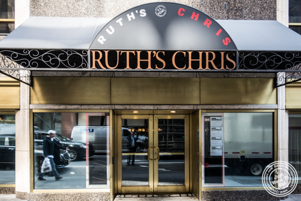 Ruth's Chris in Manhattan