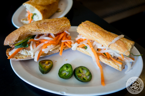 Banh Mi Thit at Co Ba in Chelsea, NYC
