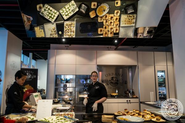 Kitchen at The Urbani Lab