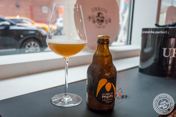 La birra di meni Siriviela beer
