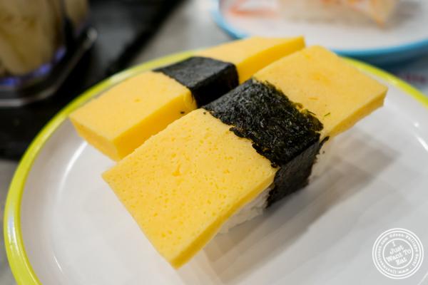 Tamara Nigiri at Yo! Sushi in NYC, NY