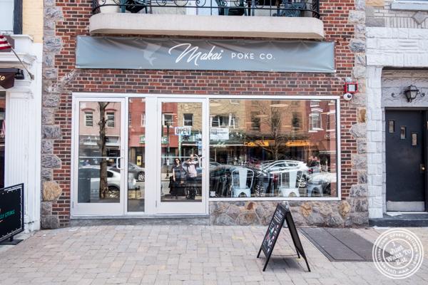 Makai Poke Co in Hoboken, NJ