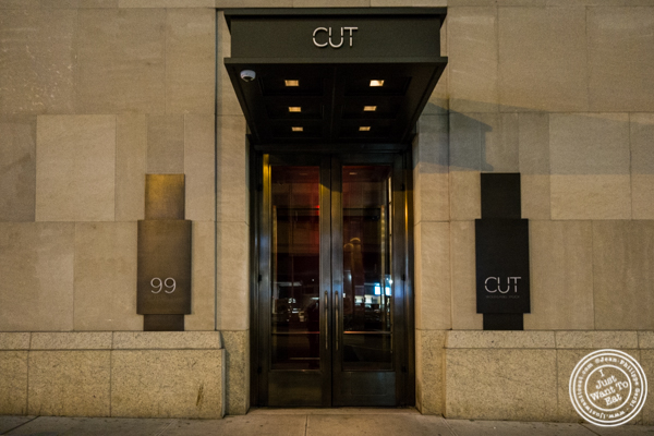 Cut by Wolfgang Puck in TriBeCa, NYC