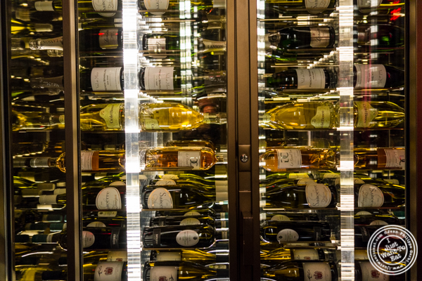Wine cellar from Cut by Wolfgang Puck in TriBeCa, NYC