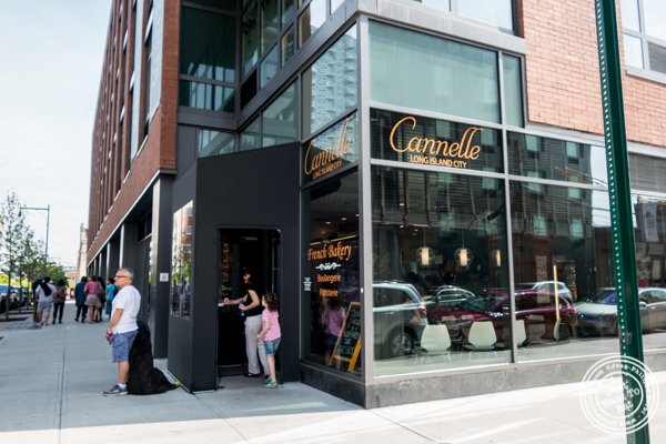 Cannelle Patisserie in Long Island City