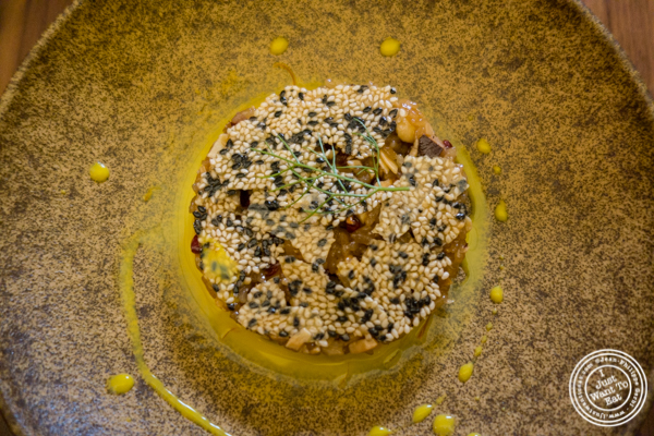 Makhan Malai at Indian Accent in NYC, NY