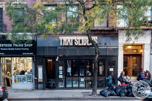 Thai Sliders, Chelsea, NYC, NY