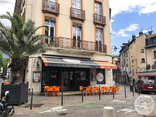 So Krep' in Grenoble, France