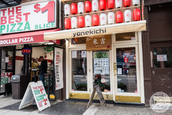 Yonekichi in Hell's Kitchen, NYC