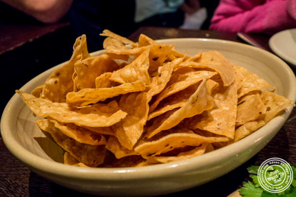 Chips at Empellon Taqueria in NYC, NY
