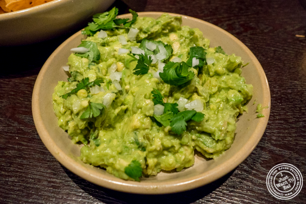Guacamole at Empellon Taqueria in NYC, NY