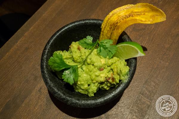 Guacamole at Habanero Blues in NYC, NY