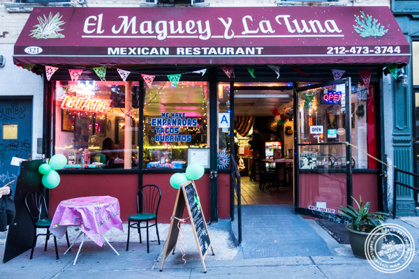 El Maguey Y La Tuna, Lower East Side, NYC, NY