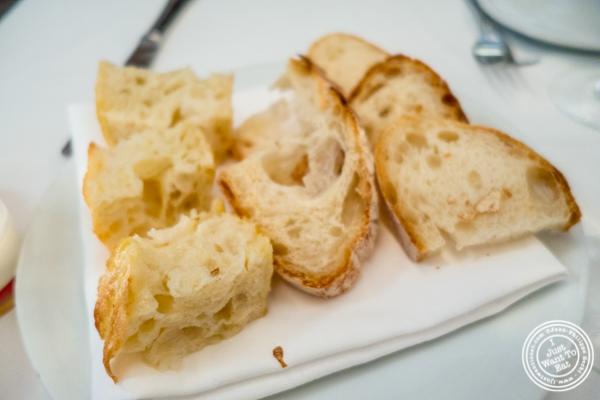 Bread at Mamo NYC in Soho